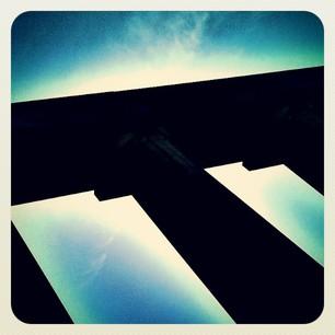 silhouette columns