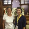 Rosie meets Sue from GWL