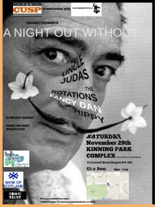 poster of a night without