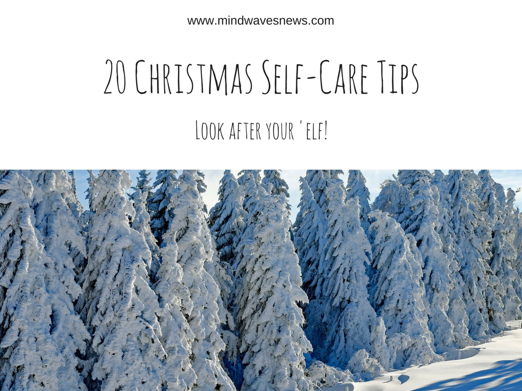 mindwaves xmas self care tips