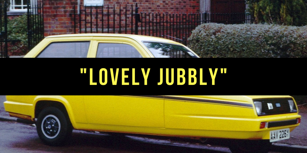 Lovely Jubbly